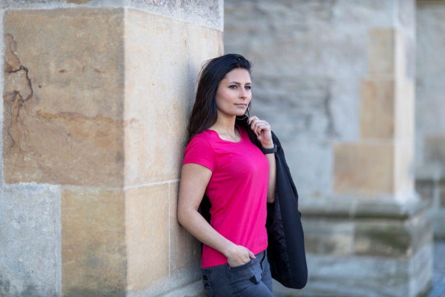 Neprepotiteľné dámske tričká CityZen doladia outfit do práce, na rande či na hory